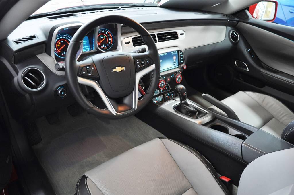 occasion chevrolet camaro 6 2 coup auto schiess. Black Bedroom Furniture Sets. Home Design Ideas