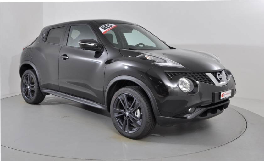 Ausverkauf beim auto schiess in hegnau volketswil auto for Nissan juke neuwagen