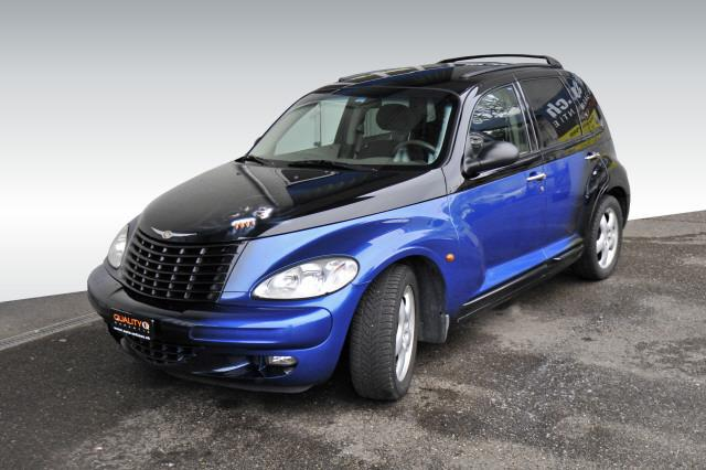 preiswerter chrysler pt cruiser 2 0 touring auto schiess. Black Bedroom Furniture Sets. Home Design Ideas