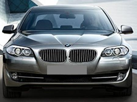 BMW 5er Limousine 520d